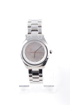 Esprit Uhr mit Metallband silberfarben-hellgrau Business-Look