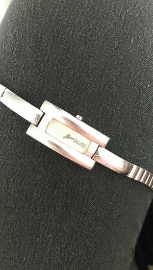 Esprit Uhr Silber zeitloses Design