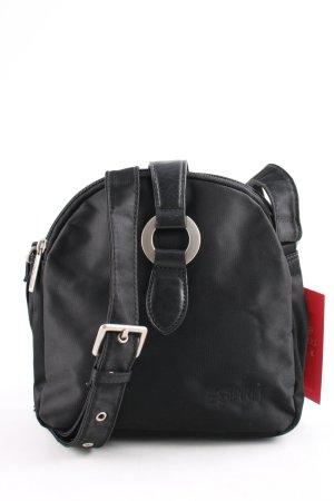 Esprit Borsa a spalla nero stile casual