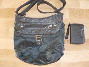 Esprit Bag black brown-dark brown