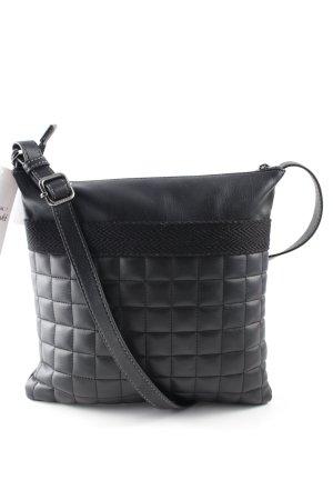 Esprit Gekruiste tas zwart casual uitstraling