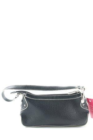 Esprit Umhängetasche schwarz-weiß Casual-Look