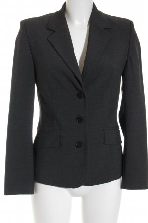 Esprit Unisex-Blazer anthrazit Business-Look