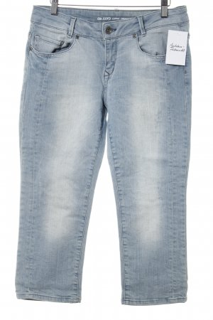 Esprit Urban Casual 3/4 Length Trousers azure casual look