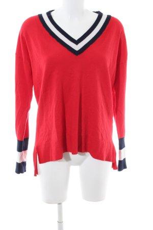 Esprit V-Neck Sweater multicolored casual look