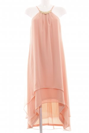 Esprit High Low Dress nude casual look