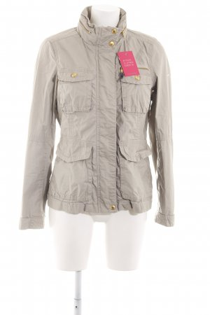Esprit Waxed Jacket natural white business style