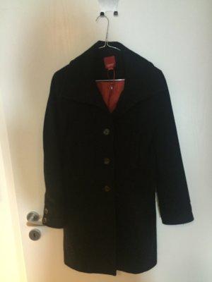 Esprit warmer Mantel Wolle 34 XS