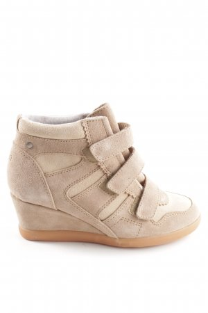 Esprit Wedge Sneaker creme Casual-Look