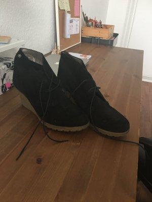 Esprit Wedges in schwarz