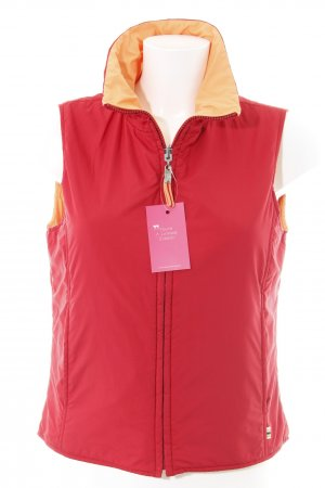 Esprit Reversible Vest red-light orange casual look