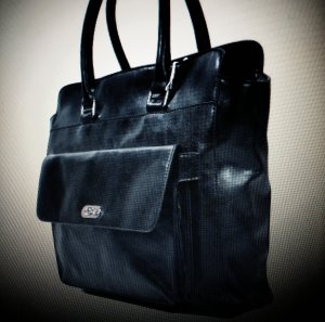 Esprit WHOOPI Working Bag Schwarz Handtasche ,NEU mit Etikett
