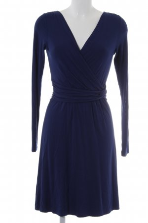 Esprit Wikkeljurk blauw simpele stijl