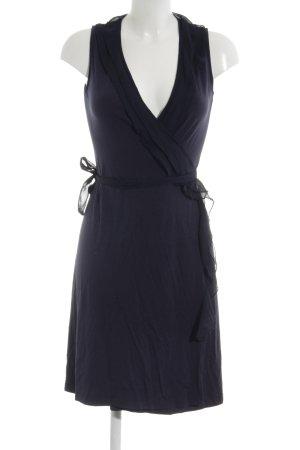 Esprit Robe portefeuille bleu foncé Look de plage