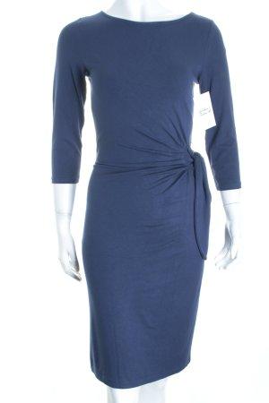 Esprit Wickelkleid dunkelblau klassischer Stil