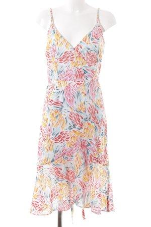 Esprit Robe portefeuille motif floral Aspect enroulé