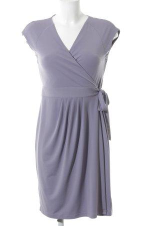 Esprit Robe portefeuille violet élégant