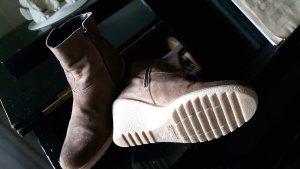 Esprit Chelsea laarzen beige-camel