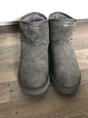 Esprit Bottes de neige gris foncé
