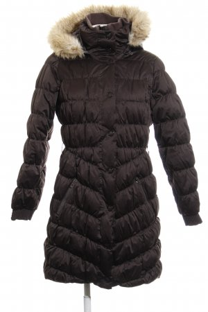 Esprit Winterjacke dunkelbraun Street-Fashion-Look