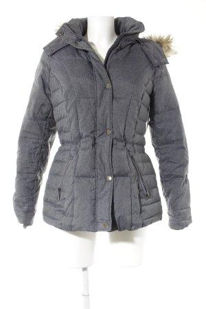 Esprit Veste d'hiver gris ardoise style décontracté