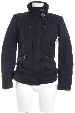 Esprit Winterjacke schwarz Casual-Look
