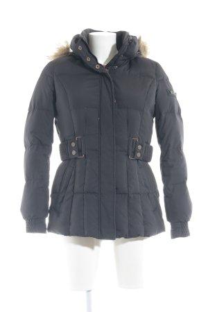 Esprit Winterjacke schwarz Street-Fashion-Look