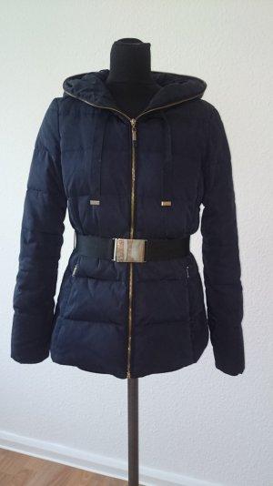 Esprit Winterjacke (tailliert, schwarz)