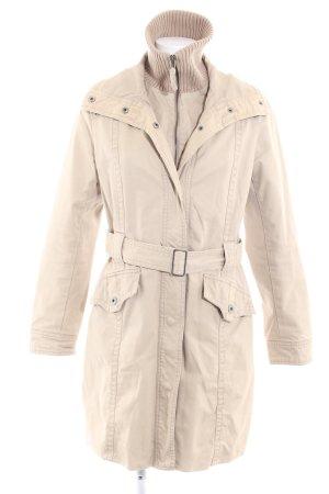Esprit Cappotto invernale beige-color cammello stile casual
