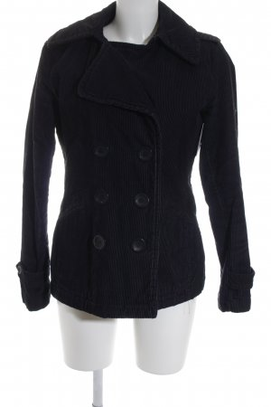 Esprit Wintermantel dunkelblau Casual-Look