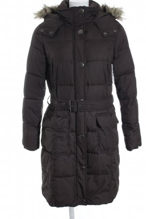 Esprit Wintermantel dunkelbraun Casual-Look