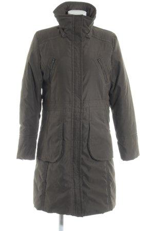 Esprit Manteau d'hiver gris vert style décontracté