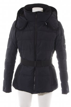 Esprit Wintermantel schwarz klassischer Stil