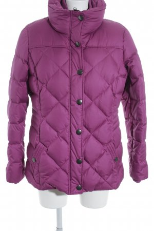 Esprit Wintermantel violett Casual-Look