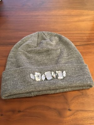 Esprit Knitted Hat grey