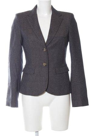Esprit Blazer en laine gris clair moucheté style d'affaires