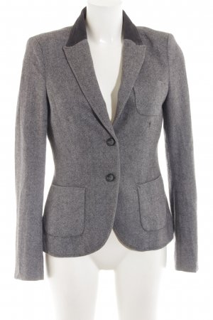 Esprit Wool Blazer light grey flecked business style