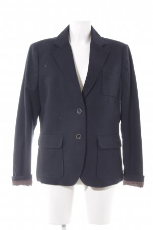 Esprit Woll-Blazer dunkelblau klassischer Stil