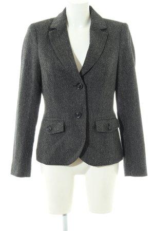 Esprit Woll-Blazer hellgrau Business-Look