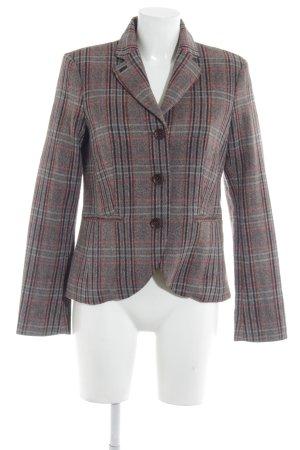 Esprit Blazer en laine motif à carreaux élégant