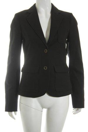 Esprit Woll-Blazer schwarz Casual-Look