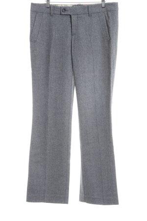 Esprit Woolen Trousers light grey business style