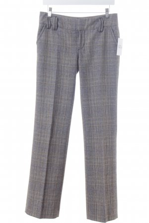 Esprit Woolen Trousers check pattern casual look