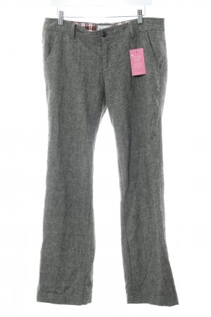Esprit Woolen Trousers weave pattern casual look