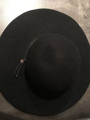 Esprit Wollhut in schwarz, Größe s