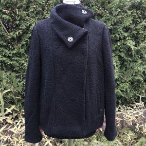 Esprit Chaqueta de lana negro