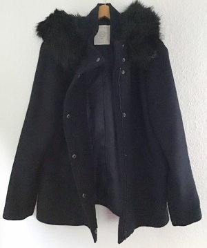 Esprit Wool Jacket dark blue
