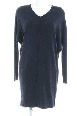 Esprit Wollkleid dunkelblau Casual-Look