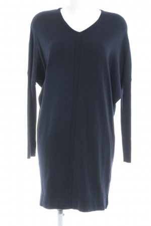 Esprit Woolen Dress dark blue casual look