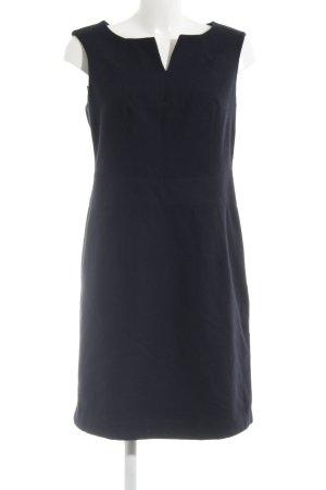 Esprit Wollen jurk donkerblauw elegant